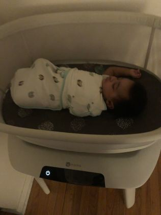 MamaRoo Sleep Bassinet