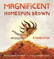 Magnificent Homespun Brown by Samara Cole Doyon